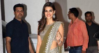 Kriti, Bhumi, Taapsee's AMAZING November fashion