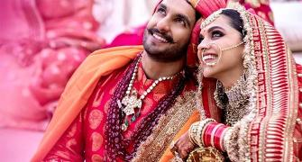 PIX: Deepika-Ranveer's Wedding Album!