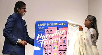 Shweta Bachchan has a story for you