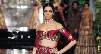 What will Deepika Padukone wear on her wedding day?