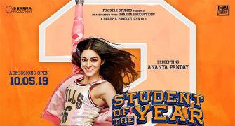 Like Ananya, Tara, Tiger's look in SOTY 2?