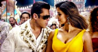 Salman's love triangle with Disha, Katrina
