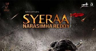 Meet the cast of Sye Raa Narasimha Reddy