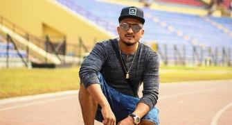 The rapper who inspired Gully Boy