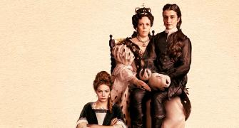 The Favourite is the favourite at BAFTAs