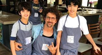 What makes Hrithik the PERFECT Family Man