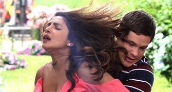 Priyanka stars in Valentine's Day movie