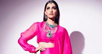 The story behind Sonam's lehenga will melt your heart