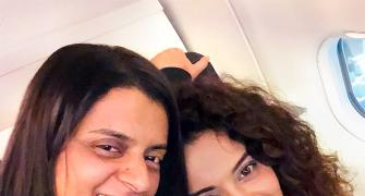 10 times Kangana's sister proved she's Twitter Terror