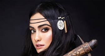 Why Adah Sharma prefers Telugu films