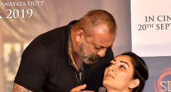 Watch! Who is Sanjay Dutt grateful to?