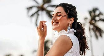 Why Taapsee is feeling the PRESSURE