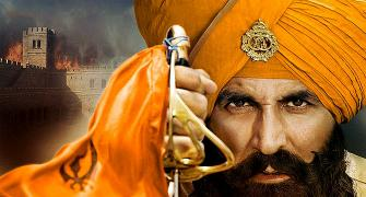 Why Akshay Kumar feels LUCKY