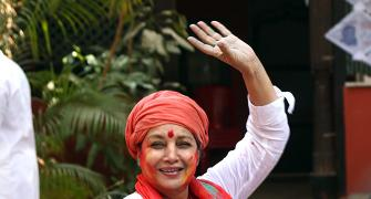 Shabana Azmi: 'I Am Not Going Anywhere'