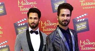 Does Shahid's wax statue look like him? VOTE!