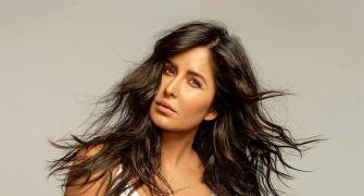 Katrina: Salman was not overly excited to see me