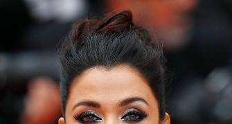Looking at Aishwarya, UP CLOSE!