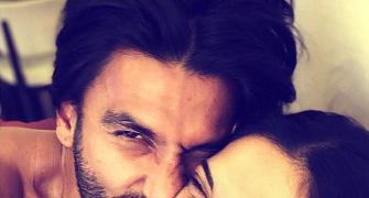 The Year Gone By, with Deepika-Ranveer