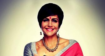 How Mandira Bedi got her bikini body