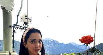 PIX: Kiara Advani's Italian holiday