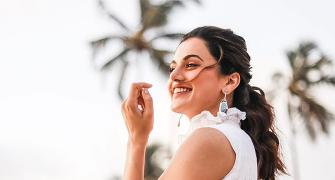 Taapsee wants to SCARE you!