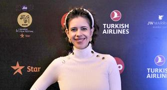PIX: Kalki shows off her baby bump