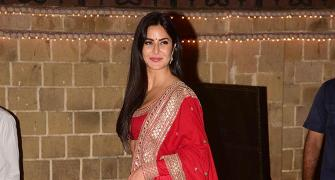 PIX: Katrina parties with Sonam Kapoor