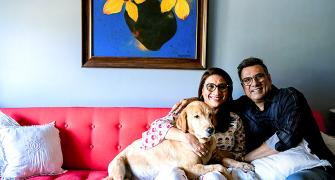 PIX: Step inside Boman Irani's house