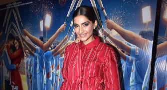 PIX: Date night for Sonam, Anand