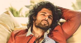 What Vijay Deverakonda is doing in the lockdown