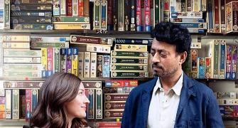 Irrfan's life, through pictures