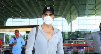 PIX: Where are Akshay and party headed?