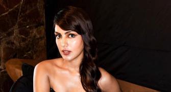 Just who is Rhea Chakraborty?