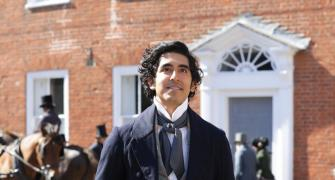 Meet Dev Patel as David Copperfield!