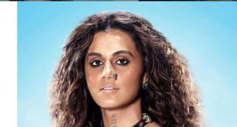 How Taapsee transformed into Rashmi Rocket
