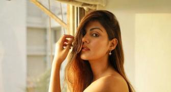 Rhea opens up, says wasn't living off Sushant's money