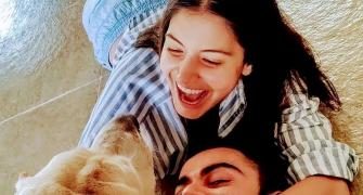 Looking at Anushka-Virat's loved-up pictures!