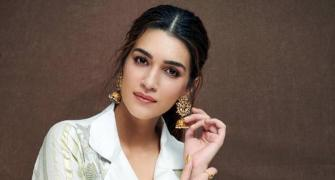 Will Kriti make a convincing Sita? VOTE!