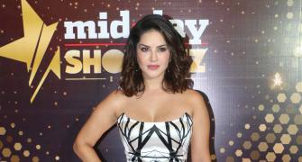 PIX: Sunny Leone is back from LA!