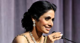Sridevi the eternal screen Goddess of Bollywood