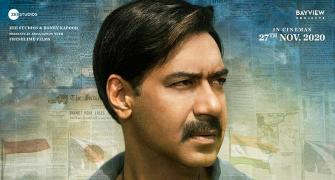 Like Ajay Devgn's look in Maidaan? VOTE!
