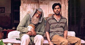 When Amitabh played an OLDER man
