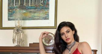 Amyra Dastur's RED HOT Pictures!