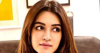 Why Kriti Sanon is 'very, very restless'