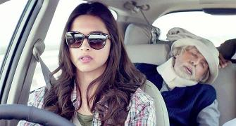 When Deepika hit the road!