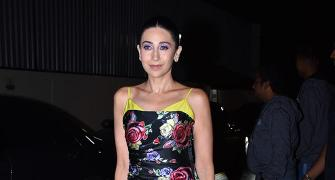 PIX: Why Kareena is NERVOUS for Karisma