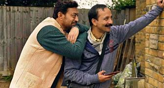 'It was my duty to make Irrfan bhai laugh'