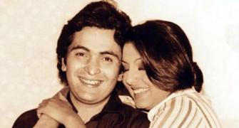 The Rishi-Neetu love story