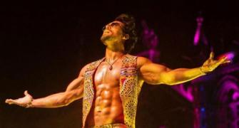 What is Tiger Shroff up to?