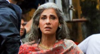 How Tenet changed Dimple Kapadia